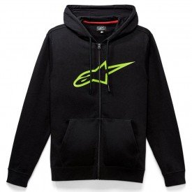 moleton alpinestars ageless ii zip hoodie 01