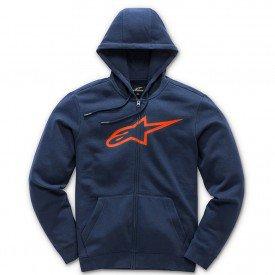 moleton alpinestars ageless ii zip hoodie 03