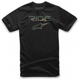 camiseta alpinestars ride 20 camo