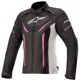 jaqueta para moto alpinestars stella t jaws waterproof