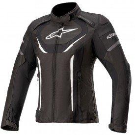 jaqueta para moto alpinestars stella t jaws v3 waterproof