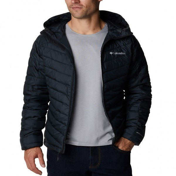 jaqueta columbia horizon explorer hooded masculina