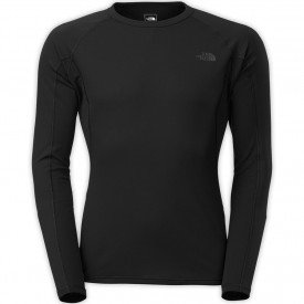 camiseta the north face ligth ls crew neck masculina 01