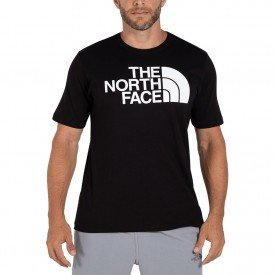 camiseta the north face ss half dome masculina