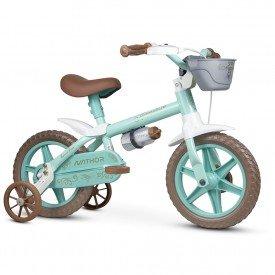 bicicleta infantil nathor antonella baby feminina