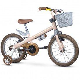 bicicleta infantil nathor mini antonella feminina