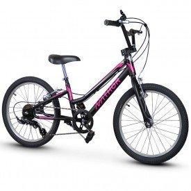 bicicleta infantil nathor harmony feminina cmarcha