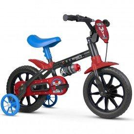 bicicleta infantil nathor mechanic masculina