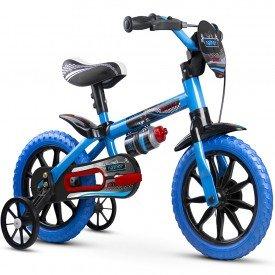 bicicleta infantil nathor veloz masculina