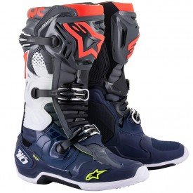 bota para motocross alpinestars tech 10 03