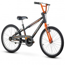 bicicleta infantil nathor apollo masculina