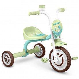 triciclo infantil nathor baby masculino