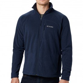 jaqueta fleece columbia fast trek ii full zip masculina