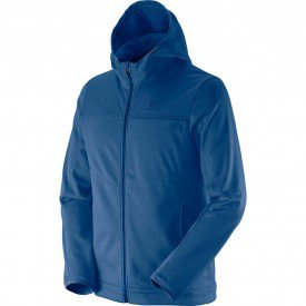 jaqueta salomon flyte hoodie masculina