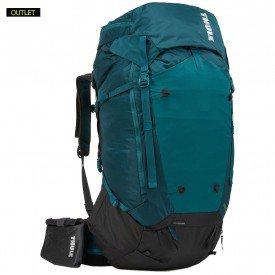 outlet mochila para trekking thule versant 50l fem deep teal 3203571