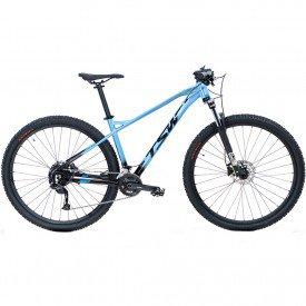 bicicleta tsw stamina plus 18v quadro 17