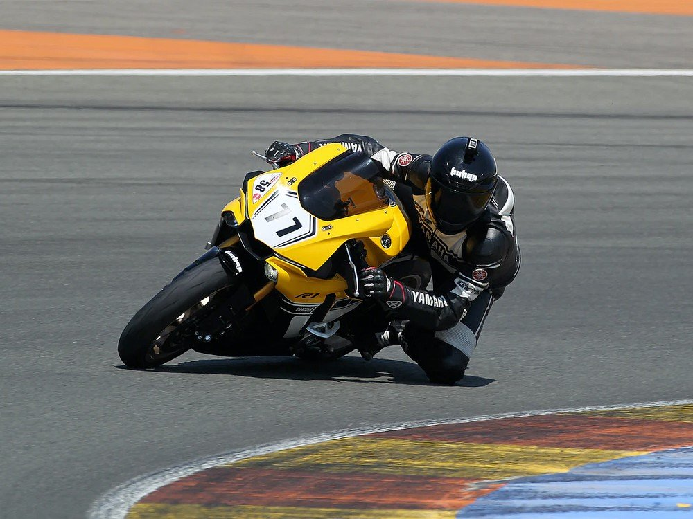 Macacão de Moto Esportiva