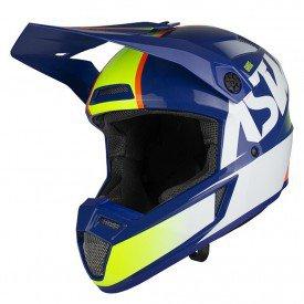 capacete para motocross asw bridge azul 01