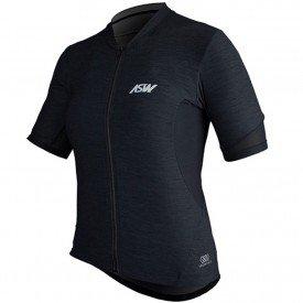camisa para ciclismo feminina asw essentials 01