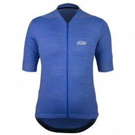 camisa para ciclismo feminina asw essentials