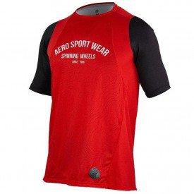 camisa para ciclismo masculina asw ride frontier 03