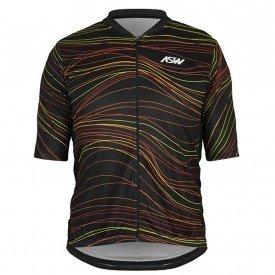 camisa para ciclismo masculina asw versa 03