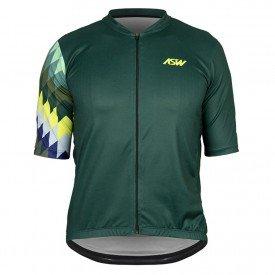camisa para ciclismo masculina asw versa 06