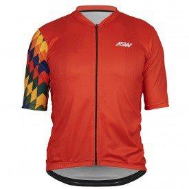 camisa para ciclismo masculina asw versa 07