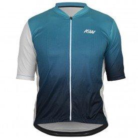 camisa para ciclismo masculina asw versa 08