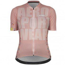 camisa para ciclismo feminina asw versa