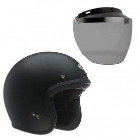 capacete para moto bell helmets custom 500 viseira mxl flip