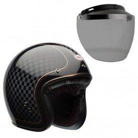 capacete para moto bell helmets custom 500 viseira mxl flip 01