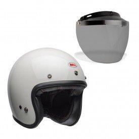 capacete para moto bell helmets custom 500 b15516 viseira mxl flip