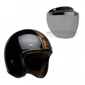 capacete para moto bell helmets custom 500 b18547 viseira mxl flip