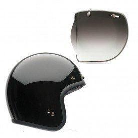 capacete para moto bell helmets custom 500 b15643 viseira bubble deluxe