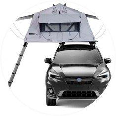Design Barraca para Carro Thule Teupi 2