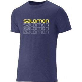 camiseta masculina salomon ss iii