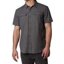 camisa masculina columbia silver ridge 2 02