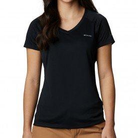 camiseta feminina columbia zero rules