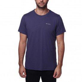 camiseta masculina columbia neblina