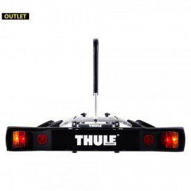 outlet suporte thule rideon 9503 para engate 3 bicicletas
